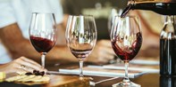 £24 -- Wine-Tasting & Cheese-Pairing Class for 2, 67% Off