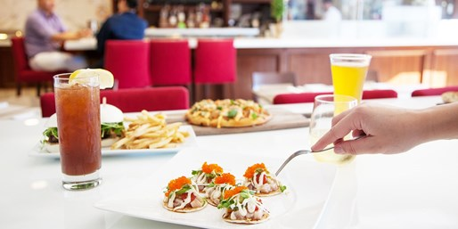 Asian-Inspired Tapas & Cocktails at Fusion Bites: $20