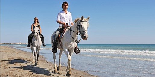 Amelia Island: Half-Off Beachside Horseback Ride for 2