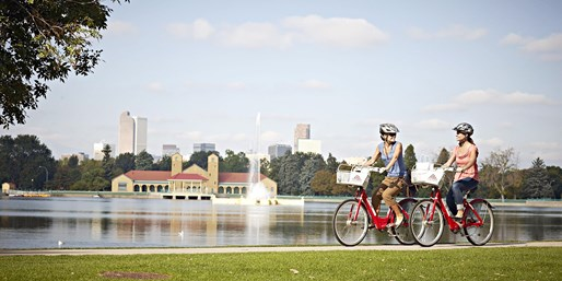 $49 -- Denver B-cycle: 10 All-Day Passes, Reg. $90