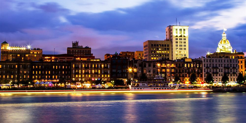 B Historic Savannah -- Savannah, GA
