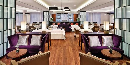 85 € -- Sterne-Dinner im Nobelrestaurant des Waldorf Astoria
