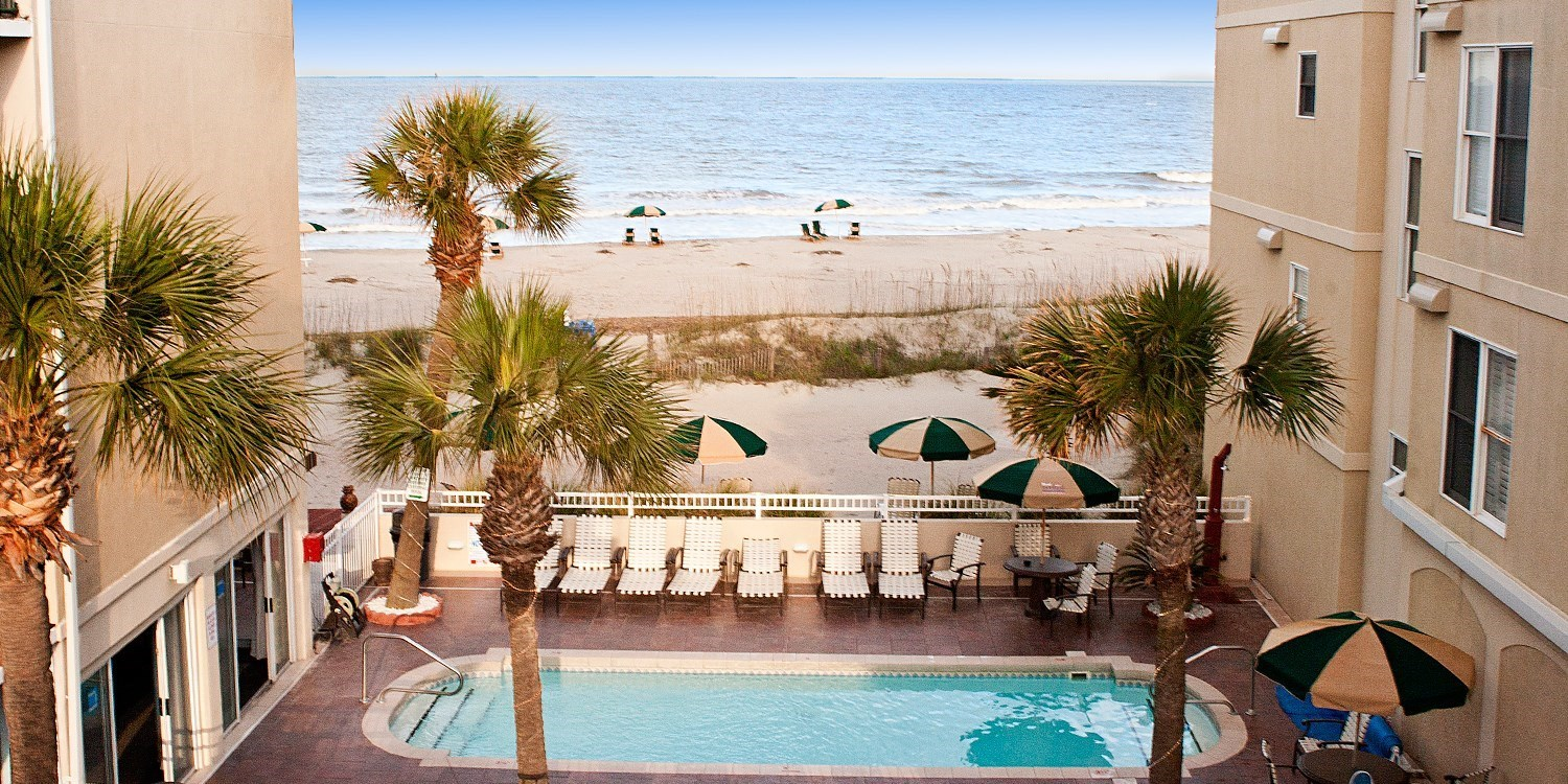 DeSoto Beach Hotel & Vacation Properties -- Tybee Island, GA