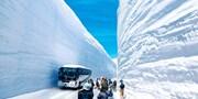 311 € -- Erlebnis in Japan mit Schneetour und Weltkulturerbe