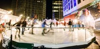 $16 -- Tysons Corner: Ice Skating w/Rental for 2, Reg. $32