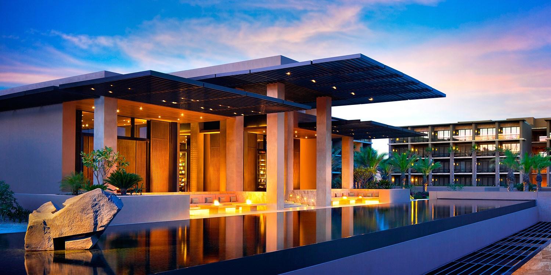 JW Marriott Los Cabos Beach Resort & Spa -- Los Cabos, Mexico