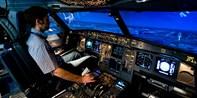 99 € -- Fliegen im A380: Pilot sein im Simulator, -45%