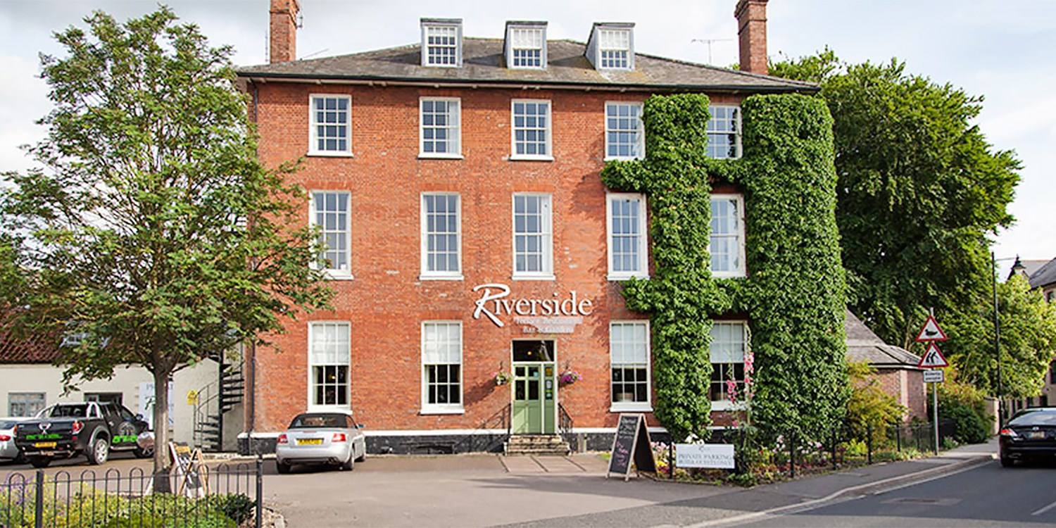 The Riverside House Hotel -- Mildenhall, United Kingdom