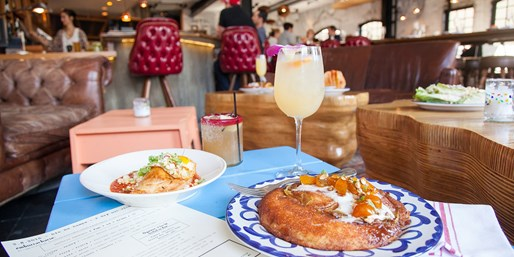 $39 -- Bottomless Mimosa Brunch for 2 in Hermosa Beach