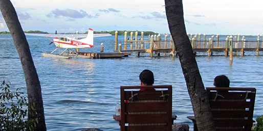 $1080 -- Half-Day Fishing Trip via Seaplane, Reg. $1350