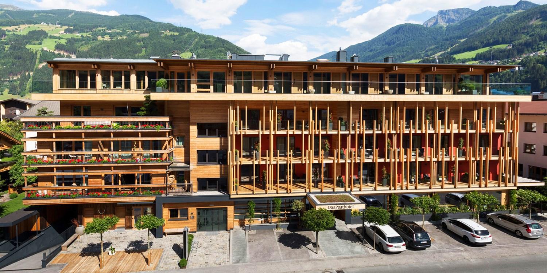 DasPosthotel Design & Tirol -- Zell am Ziller, Österreich