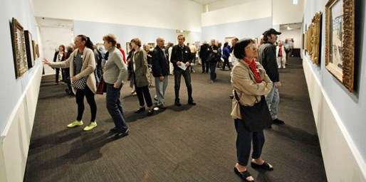 $20 -- Fine Arts Museum: 40% Off Tickets Through 2015