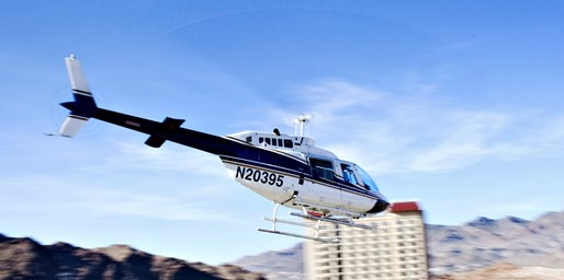$99 -- Helicopter Flight for 2 over the Hoover Dam