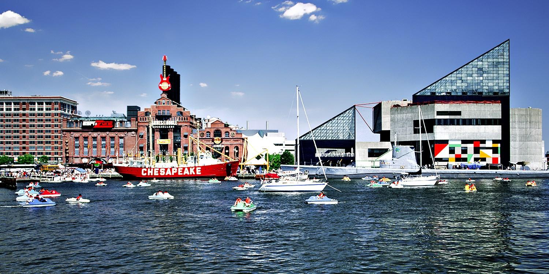 Baltimore Marriott Inner Harbor at Camden Yards -- Baltimore, MD
