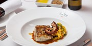 $99 -- Chef-Hatted Celeb Chef Dining for 2 inc Wine, 45% Off