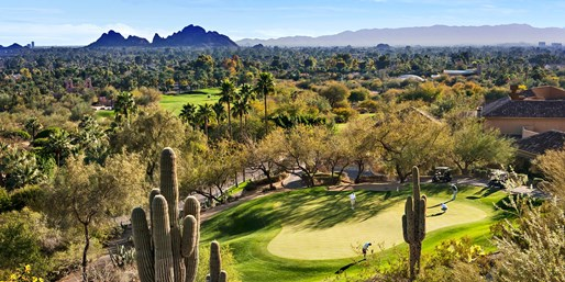 The Phoenician: 50% Off Round of Golf at 5-Diamond Resort