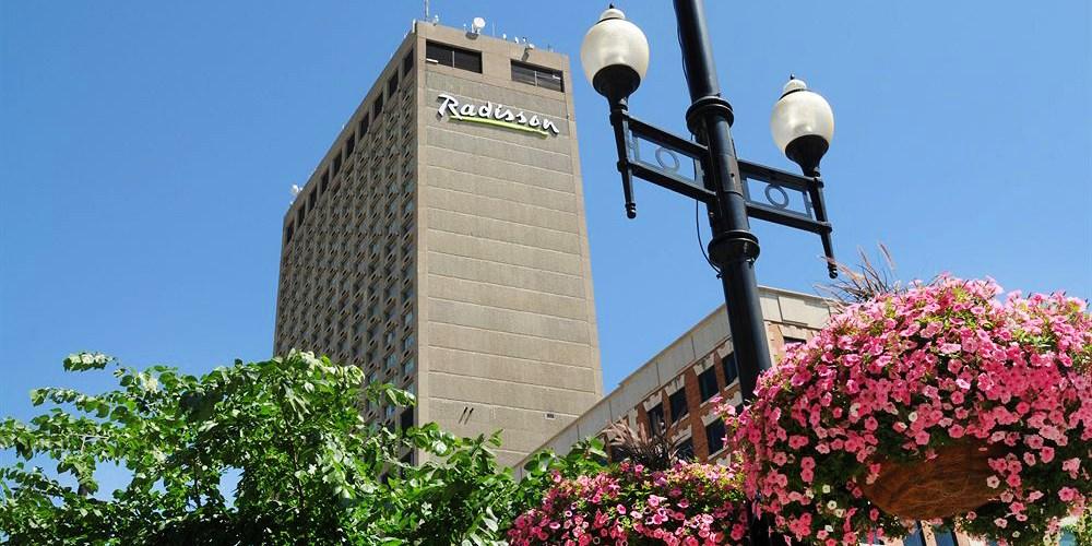 Radisson Hotel Winnipeg Downtown -- Winnipeg, Manitoba