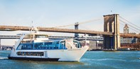 $50 -- Brunch Cruise Around Manhattan w/Live Jazz & Mimosas