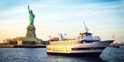 $129 -- Manhattan Night Cruise for 2 w/Drinks & DJ, Save $86