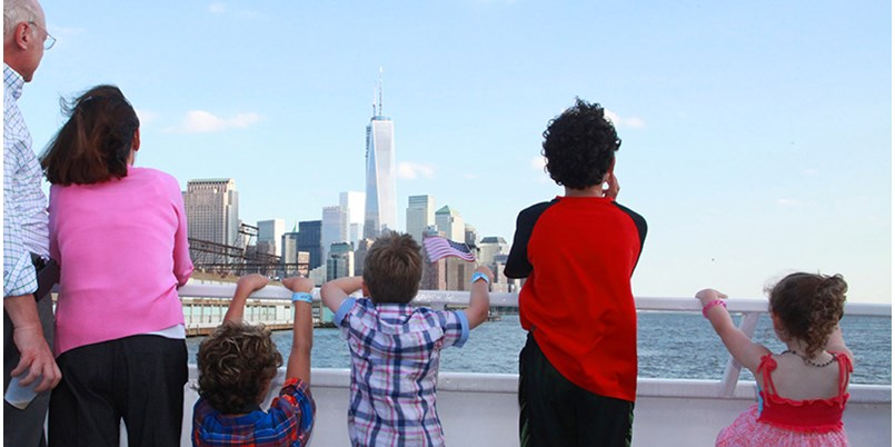 $19 -- Manhattan Skyline Tour on Hudson, 30% Off