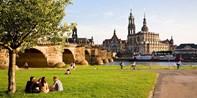 85 € -- Dresden: Suite mit Dinner oder Stadtrundfahrt, -49%