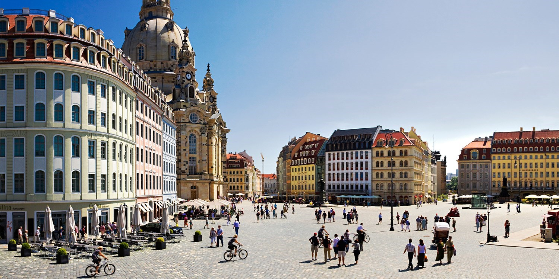 Hotel Bayerischer Hof Dresden -- Dresden