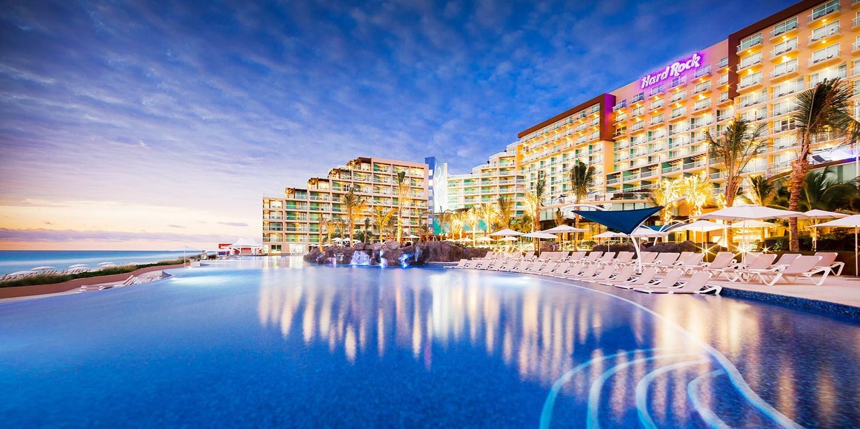 Hard Rock Hotel Cancun, All Inclusive -- Cancun, Mexico