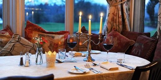 £79 -- Wye Valley: Top-Rated Tasting-Menu Dinner for 2