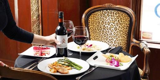 $79 -- Italian Dinner for 2 w/Bottle of Wine, 45% Off