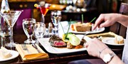 $59 -- Le Papillon: French Dinner & Drinks for 2, Reg. $118