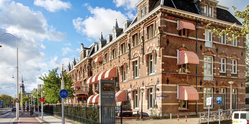 Hampshire Hotel - The Manor Amsterdam -- Amsterdam, Niederlande