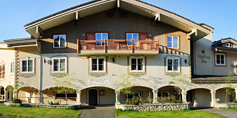 $69 -- Sun Peaks Village Hotel w/Parking, Reg. $167
