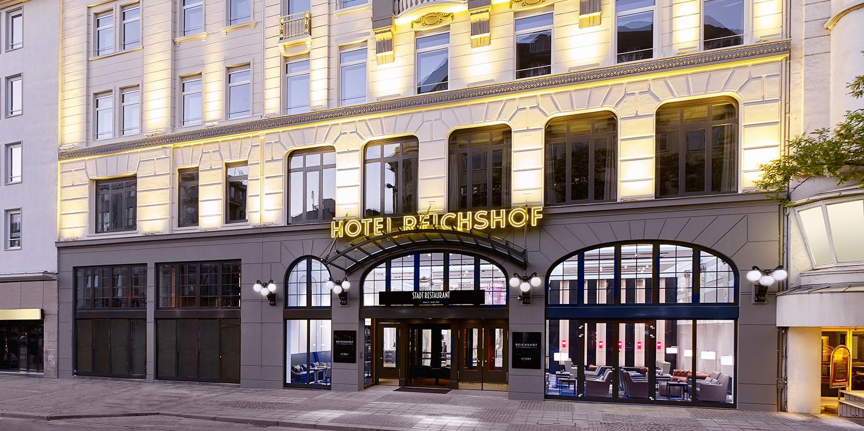 Reichshof Hamburg, Curio Collection by Hilton -- Hamburg
