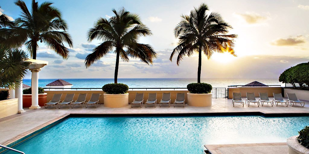 Marriott's BeachPlace Towers -- Fort Lauderdale, FL