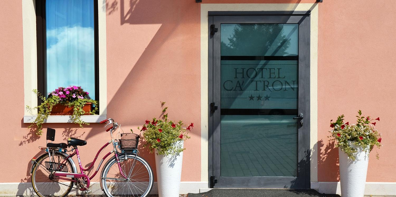 Hotel Ca' Tron -- Dolo, Italien