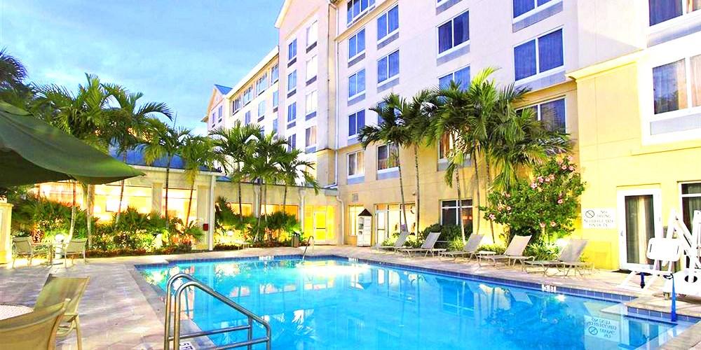 Hilton Garden Inn Fort Lauderdale Airport-Cruise Port -- Dania, FL