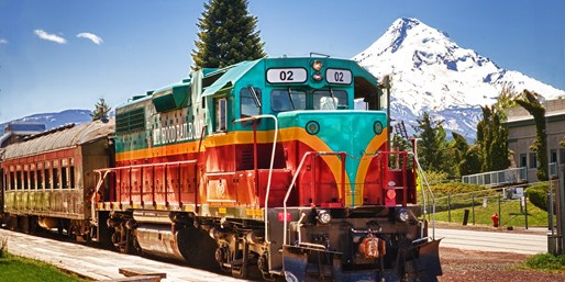 $19 -- Mount Hood Railroad Scenic Train Ride, Reg. $30
