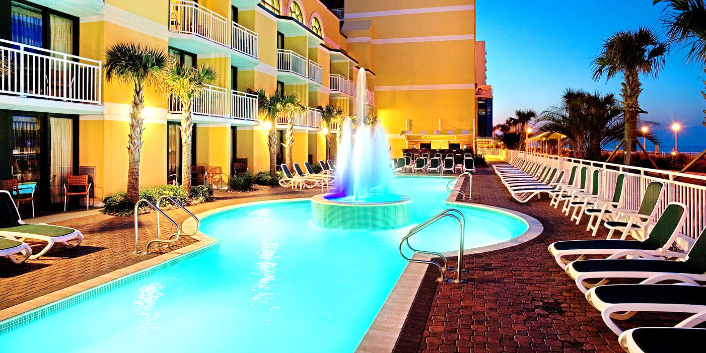 Sheraton Virginia Beach Oceanfront Hotel -- Virginia Beach, VA
