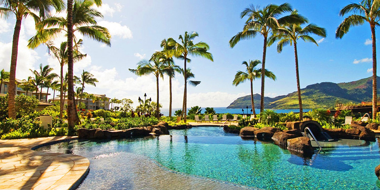 Marriott's Kauai Lagoons -- Lihue, HI