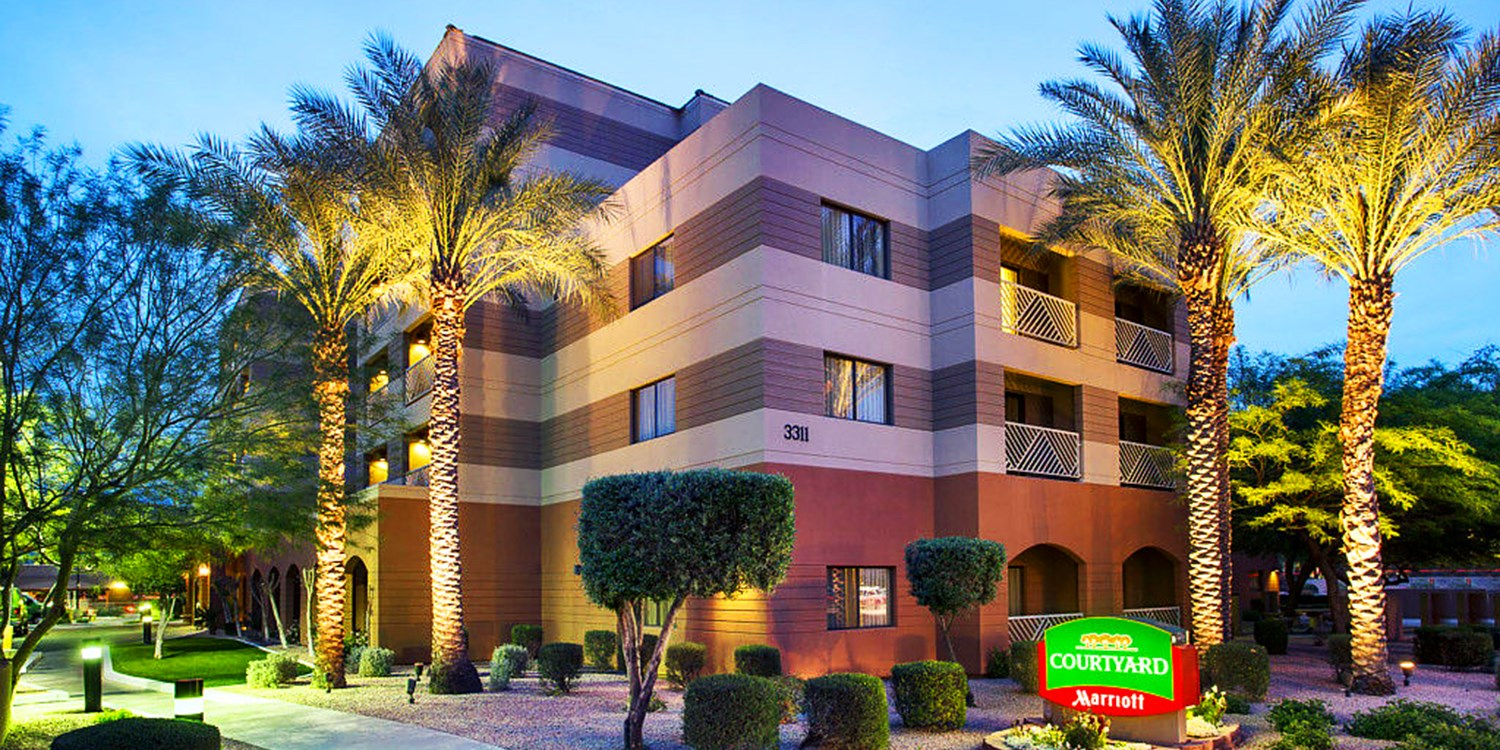 Courtyard by Marriott Scottsdale Old Town -- Scottsdale, AZ