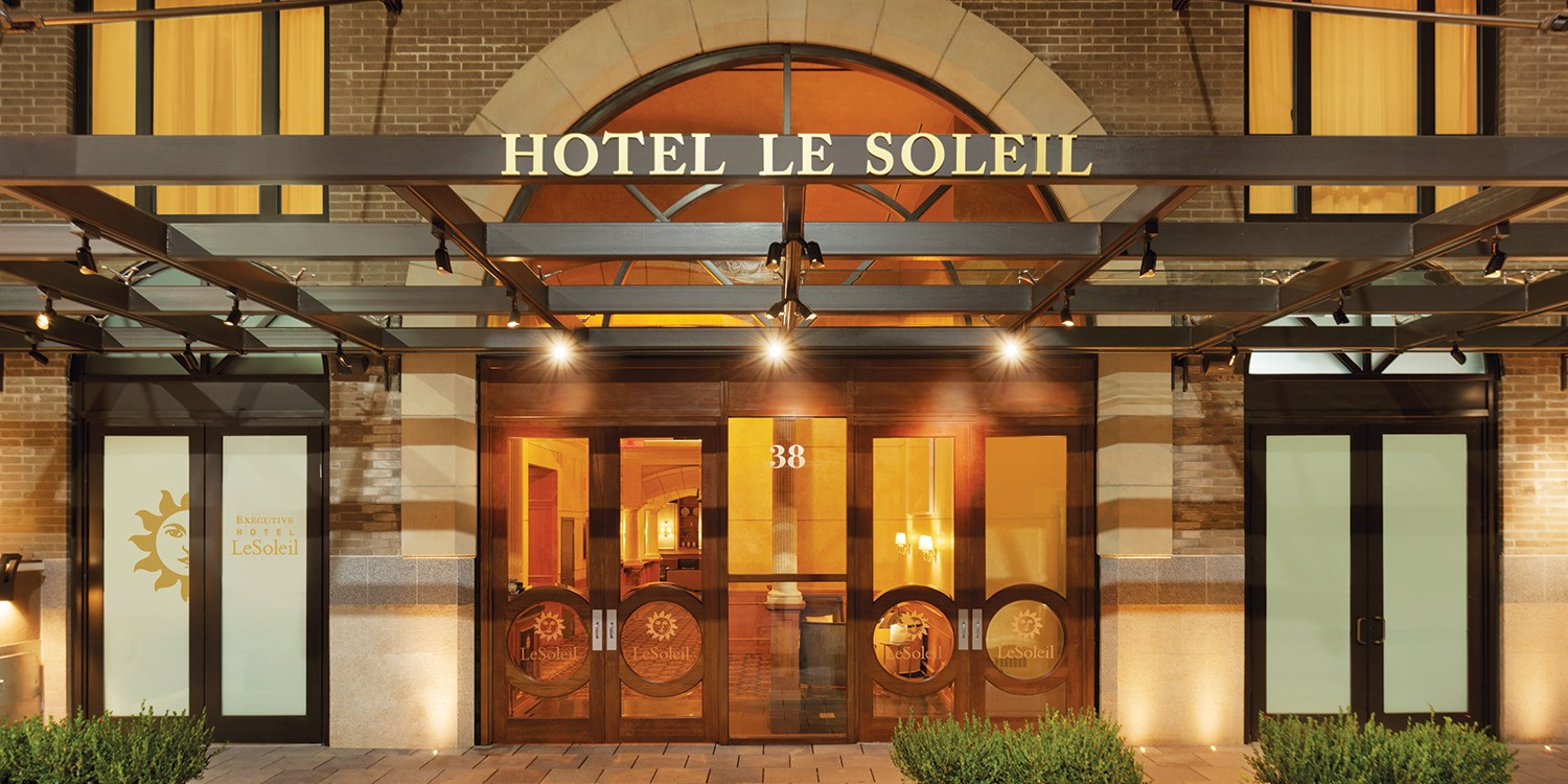 Executive Hotel Le Soleil NY -- Midtown - Times Square, New York