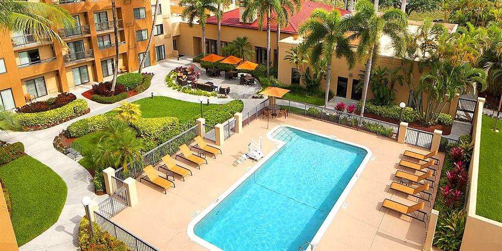 Courtyard by Marriott Boca Raton -- Boca Raton, FL