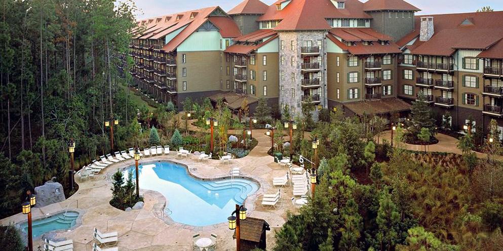 Boulder Ridge Villas at Disney's Wilderness Lodge -- Bay Lake, FL
