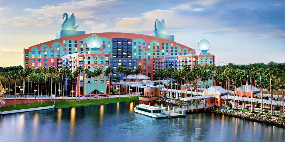Walt Disney World Swan -- Bay Lake, FL