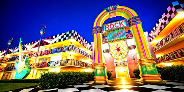Disney's All-Star Music Resort -- Kissimmee, FL