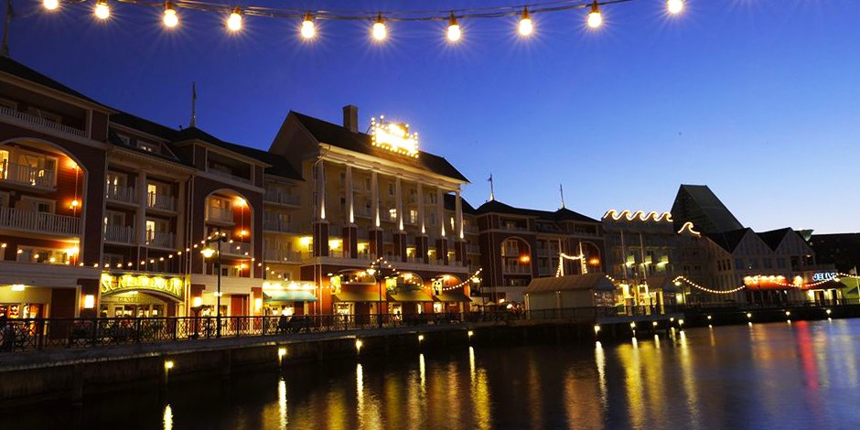 Disney's BoardWalk Inn -- Bay Lake, FL
