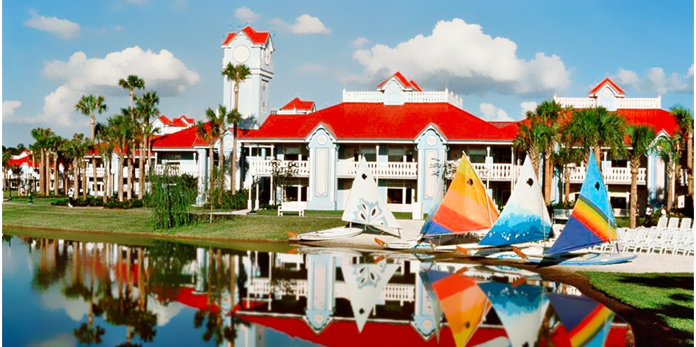 Disney's Caribbean Beach Resort -- Bay Lake, FL