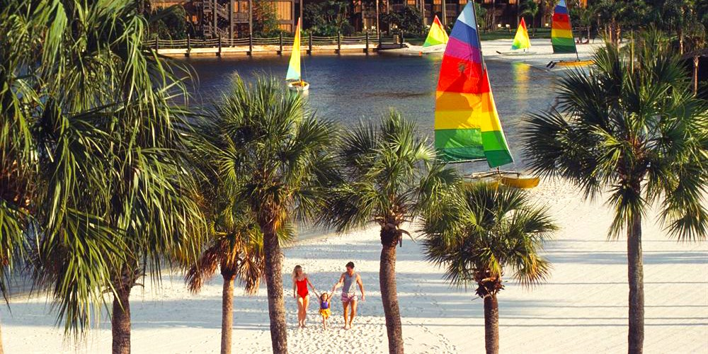Disney's Polynesian Village Resort -- Bay Lake, FL