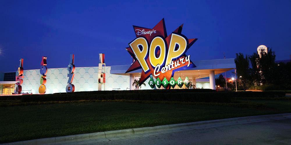 Disney's Pop Century Resort -- Bay Lake, FL