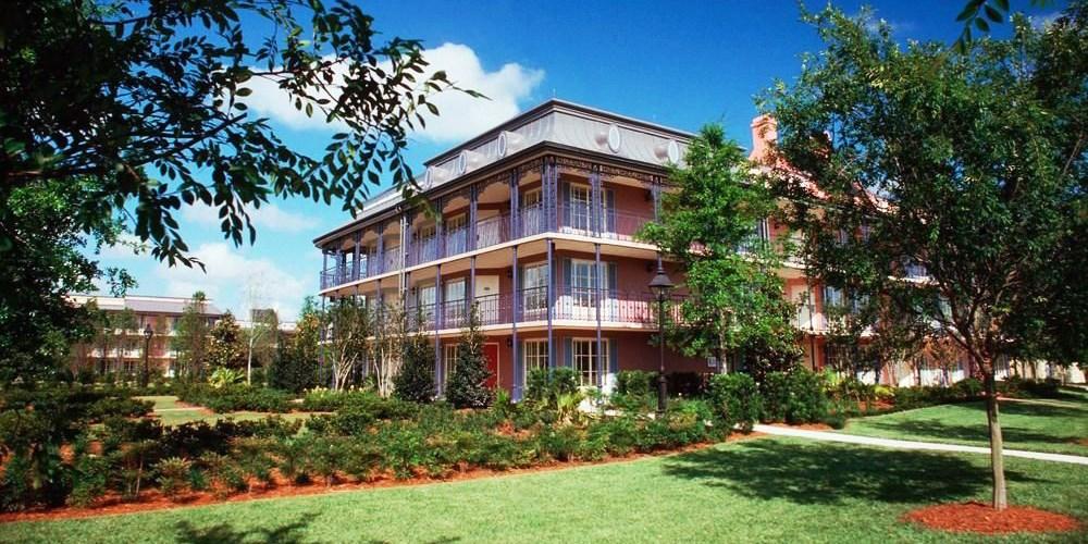 Disney's Port Orleans Resort French Quarter -- Lake Buena Vista, FL